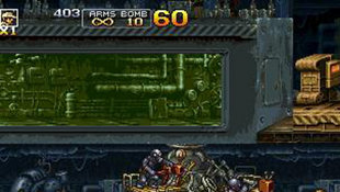 Metal Slug 4 & 5 Screenshot 14