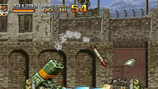 Metal Slug 4 & 5 Screenshot 2