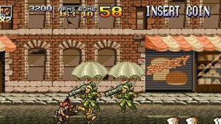 Metal Slug 4 & 5 Screenshot 3