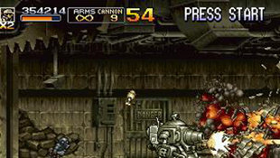 Metal Slug 4 & 5 Screenshot 5