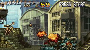 Metal Slug 4 & 5 Screenshot 6