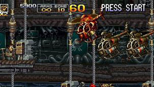 Metal Slug 4 & 5 Screenshot 9
