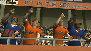 NCAA Football 2005 Screenshot 2
