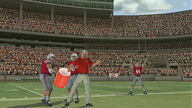 NCAA Football 2005 Screenshot 4