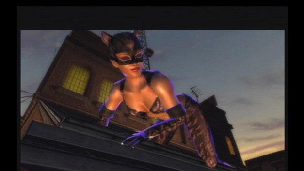 Catwoman Screenshot 1