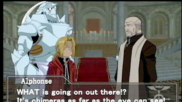 Fullmetal Alchemist and the Broken Angel Screenshot 4