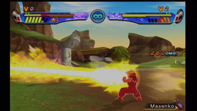 Dragon Ball Z: Budokai 3 Screenshot 4