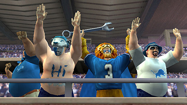 Madden NFL Football 2005 Screenshot 1
