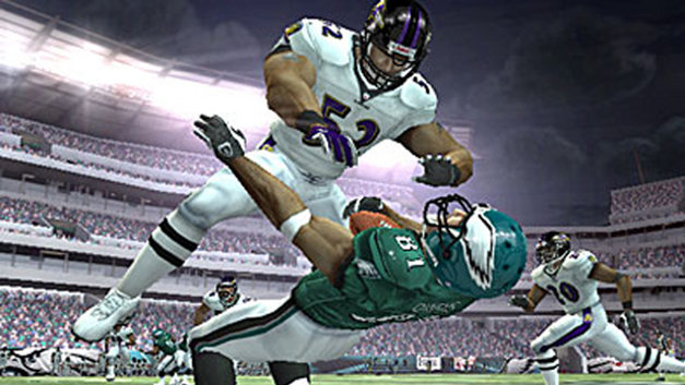 Madden NFL Football 2005 Screenshot 4