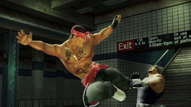 Def Jam: Fight for NY Screenshot 1