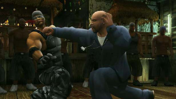 Def Jam: Fight for NY Game | PS2 - PlayStation