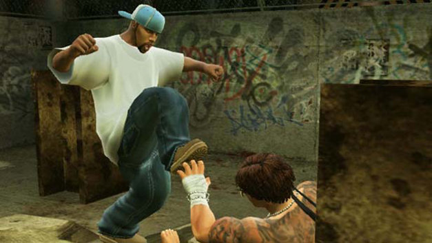 Def Jam: Fight for NY Screenshot 4