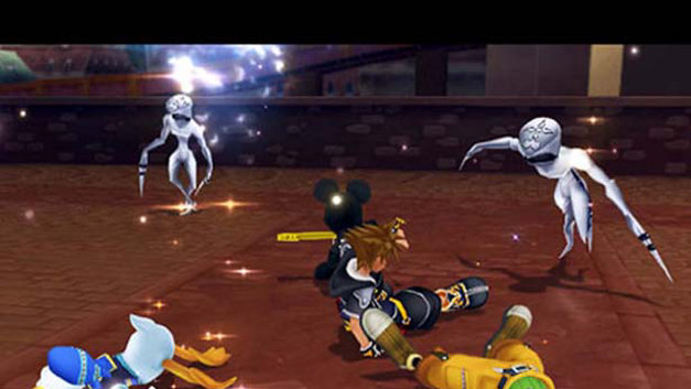 Kingdom Hearts II Screenshot 4