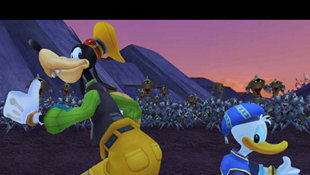 Kingdom Hearts II Screenshot 11