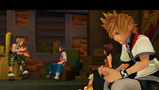 Kingdom Hearts II Screenshot 12