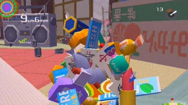 Katamari Damacy Screenshot 1