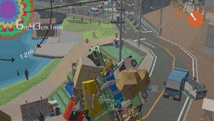 Katamari Damacy Screenshot 5