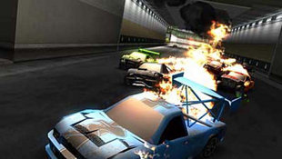 Crash 'N' Burn Screenshot 2
