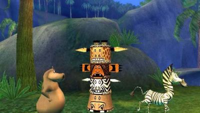 Madagascar Game PS2 PlayStation