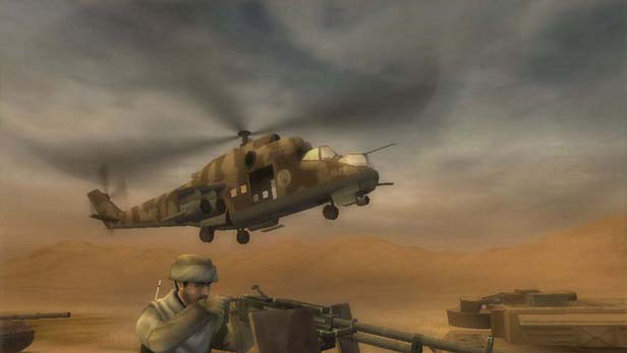 Battlefield 2: Modern Combat Screenshot 4