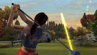 Outlaw Golf 2 Screenshot 2