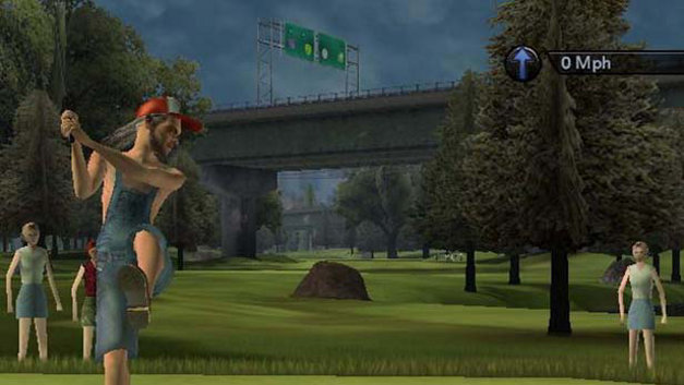 Outlaw Golf 2 Screenshot 4