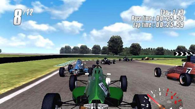 TOCA Race Driver 2: The Ultimate Racing Simulator Screenshot 1