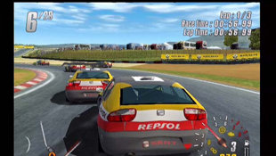 TOCA Race Driver 2: The Ultimate Racing Simulator Screenshot 2