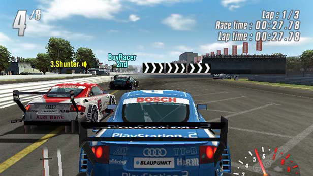 TOCA Race Driver 2: The Ultimate Racing Simulator Game   PS2