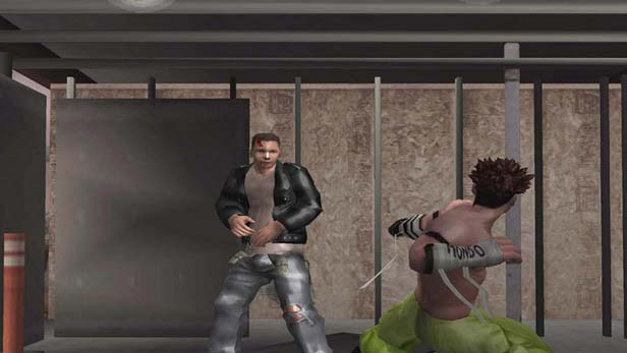Backyard Wrestling 2: There Goes the Neighborhood Screenshot 7