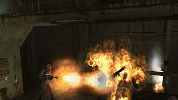Cold Fear Screenshot 4