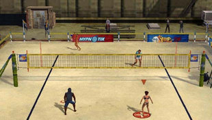 Outlaw Volleyball Remixed Screenshot 2