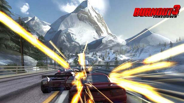 Burnout 3: Takedown Screenshot 7