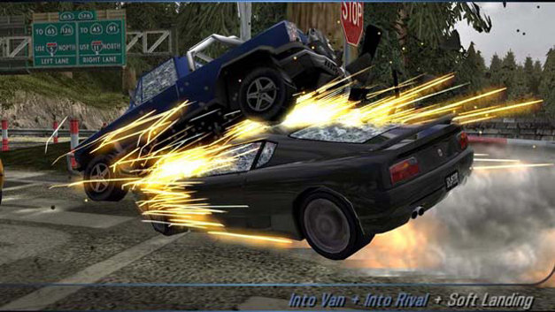 Burnout 3: Takedown Screenshot 10