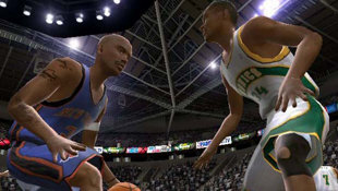 NBA Live 2005 Screenshot 14