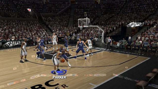NBA Live 2005 Screenshot 15