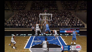 NBA Live 2005 Screenshot 5