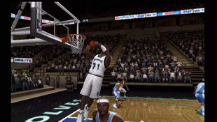 NBA Live 2005 Screenshot 6