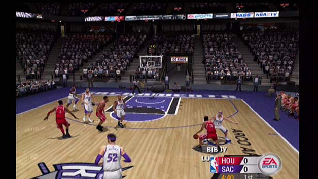 NBA Live 2005 Screenshot 7
