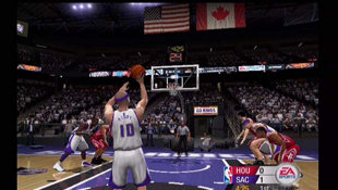 NBA Live 2005 Screenshot 8