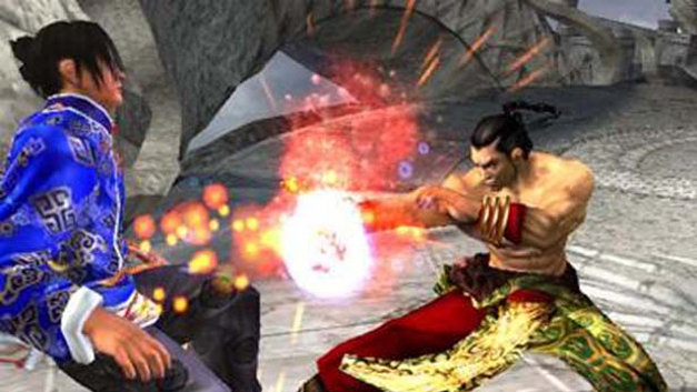 Tekken 5 Screenshot 1