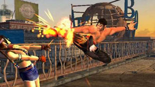 Tekken 5 Screenshot 2