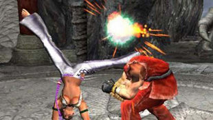 Tekken 5 Screenshot 3