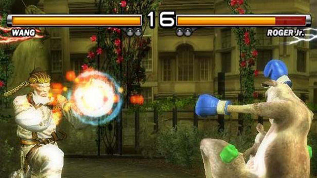 Tekken 5 Screenshot 4