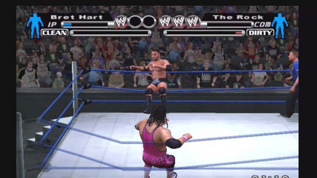 WWE SmackDown! vs. Raw Screenshot 1