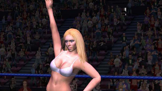 WWE SmackDown! vs. Raw Screenshot 4