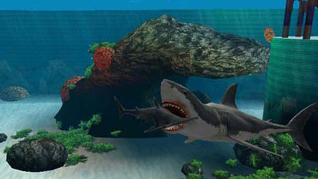 Jaws Unleashed Screenshot 7