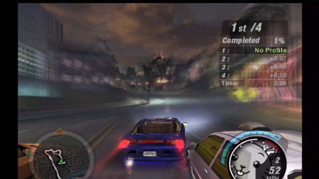 need for speed underground 2 game ps2 playstation. Black Bedroom Furniture Sets. Home Design Ideas