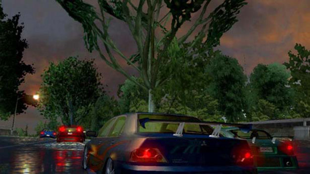 Need for Speed Underground 2 Screenshot 7