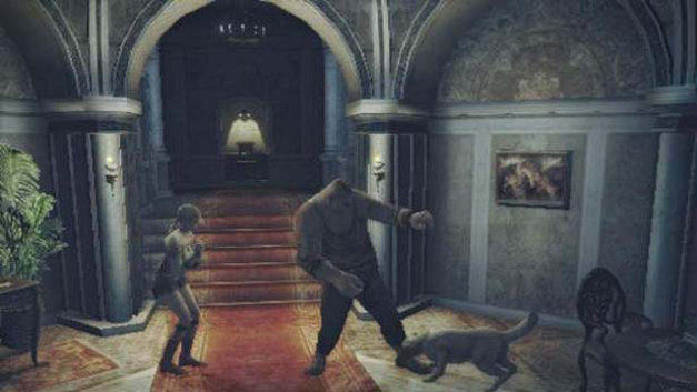 Haunting Ground Screenshot 1
